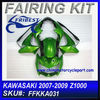 For KAWASAKI 2007-2009 Z1000 Motorcycle fairing z1000 FFKKA031