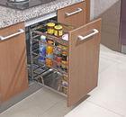 Stainless steel kitchen drawer basket GFR-206