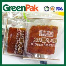 transparent Nylon/pe vacuum seal freezer bags made in china
