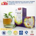 la flor de cerezo chino mejor verde mundo slim té de hierbas