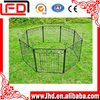 Hot-dipped Galvanized dog cage pens factory in Shandong China