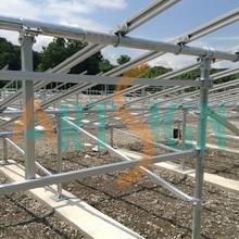 ground mounted solar systems aluminium frame solar power install