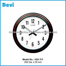 Quartz Wooden Wall Clock (1021 FF)