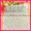 wholesale white new arrival african lace fabrics for garment accessories WLC-119