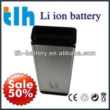 48V 14.5AH panasonic cell electric bike battery