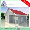 manufactured steel framing prefabricated villa