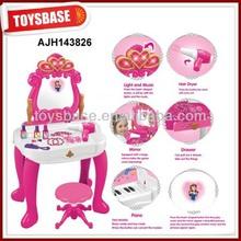 kids toys dress table
