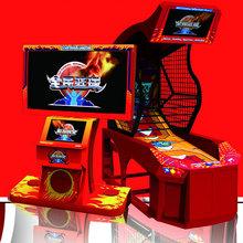 Shooting Luxury Indoor Amusement Arcade game room basketball hoop