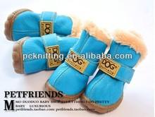Wholesale Pet Products Fashion Warm Pet Shoes For Rabbits Cats Pet Dog Shoes