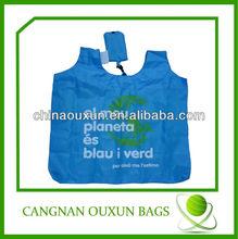 polyester / nylon folding bag