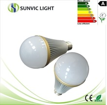 10x Bright LED E27/GU10 15W 5x3w Cool White Energy Saving Bulb Downlight 85-265v