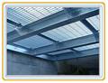 diseño moderno de metal del techo suspendido