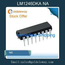 (Stock ICs) LM1246DKA NA LM1246DKA NA,1246DKA ,LM1246DKA N,1246DKA N,LM1246DKA ,1246DKA NA