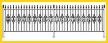 High cost-efficient metal gates models