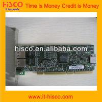 Network Adapter Ethernet 1000Mbps Dual Port RJ45 PCI 31P6409 31P6401