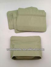 Hot sell !!! plastic aluminum foil ziplock packaging bag/potpourri pouch