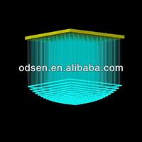 Fiber optic decorative light ceiling lamp for sale