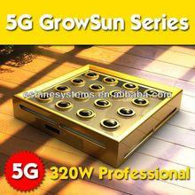 2013 Best& advanced GrowSun series smart 320W tomato led grow light