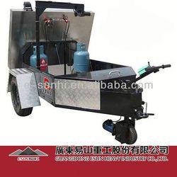 asphalt crack reheater CLYJ-TA1800