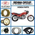 Hond cg125 piezas de moto, cg125 motocicleta piezas, hond y piezas de repuesto con precio de fábrica