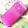 Wholesale High Quality Colorful manufacturer smart phone cases For iPhone 5 raindrop case