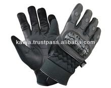 Moto cross riding gloves