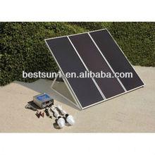 bestsun800wการออกแบบบ้านใหม่พลังงานแสงอาทิตย์ชุดไฟ