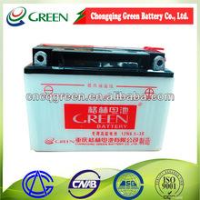 12v 6.5ah Batteries bateria sepeda motor two wheels motorcycle batteries