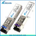 SFP BIDI 100/155Mbps TX/RX=1310/1550nm SM 15dB 20km LC
