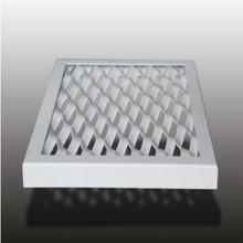 building materials aluminum open grid ceiling /false ceiling designs/cornice