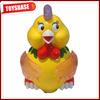 Shrilling chicken toy