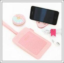 Fashion pu leather i8260 i8262 mobile phone case