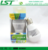 5W LED Light Bulb B22 , E27/E26/B22, 5W A60 LED Bulb,Inner aluminium + outer plastic housing