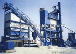 Equipment for sulfonated asphalt