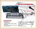 instrumentos musicales 54 teclas órgano electrónico teclado para los niños