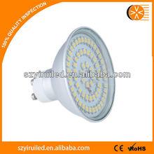 long range spotlight smd 5050 led 5w spot light m16 220v 27leds CE&RoHs approved