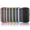 Durable case for blackberry transparent color case for blackberry TPU case for cellphone blackberry