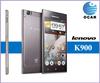 hot Lenovo K900 Smartphone Chipset Intel Atom Z2580 Dual Core 2 0GHz Android 4.25 5 IPS FHD 1920 1080 mobile phone lenovo k900