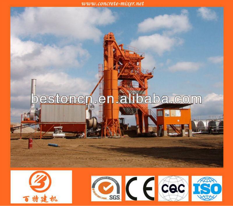 China bitumen plant
