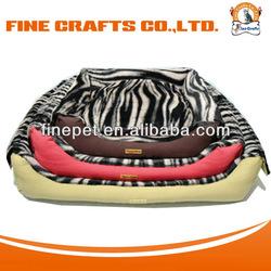 new design leopard print dog kennel