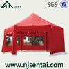 2014 aluminum frame dome tent/permanent outdoor tent/aluminum frame camping tent