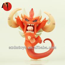 pvc figurine toy miniature custom plastic game character