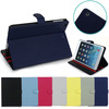 for ipad mini 2 stand plain pu leather case