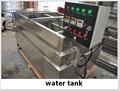 En acier inoxydable de transfert de l'eau trempage réservoir pour le transfert de l'eau impression plongeant travail