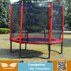 6FT-16FT exercise fitness outdoor high quality gymnastic biggest trampoline with net