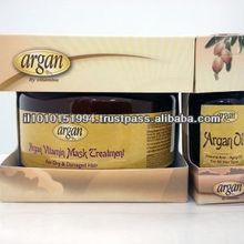 Argan Oil / Mask Treatment set