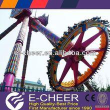 Impressive! amusement park amusement park thunder party