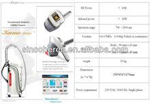 KUMA Shape V8 Velashape Syneron vela Beijing Sincoheren body slimming body shaping beauty equipment fat skin scrubber system