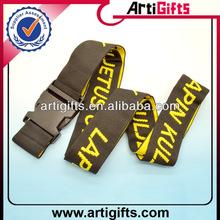 Durable personalized sublimation luggage belt