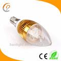 luci a led a basso prezzo lampadario e14 e12 led candela 360 gradi 3w lampada dimmerabile